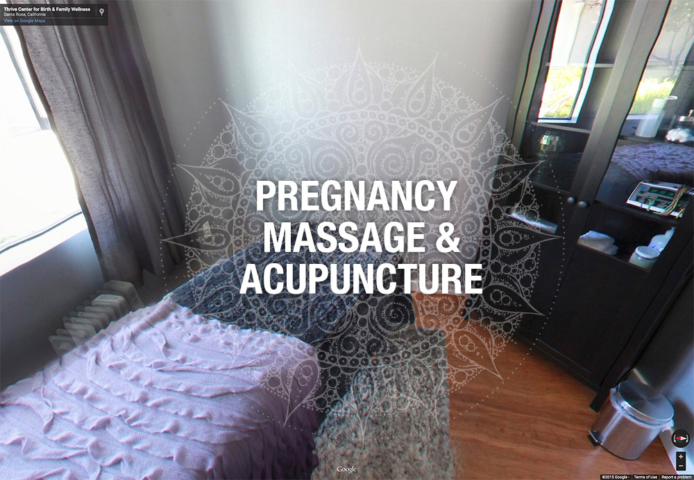Pregnancy Massage and Acupuncture