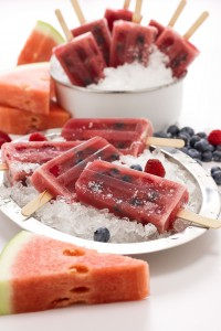 SkinnyWatermelonBerryPopsicles