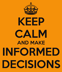 infomred decisions